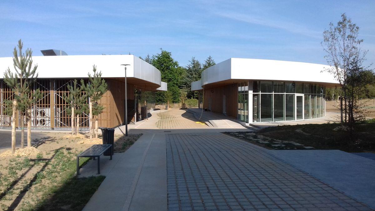 Campus - IMA Technologies - Challancin propreté